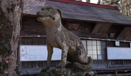 【秩父】吉田椋神社へ行ってきた【埼玉の神社】