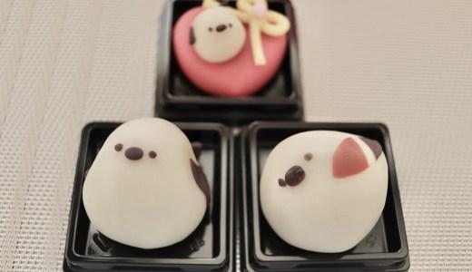 【小樽】シマエナガの可愛い和菓子が話題!つくし牧田の和菓子をお取り寄せしてみた【北海道のグルメ】