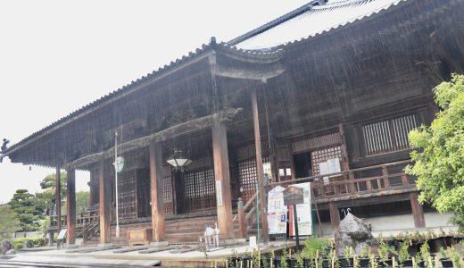 見どころいっぱい!西大寺へ行ってきた【奈良の寺院】