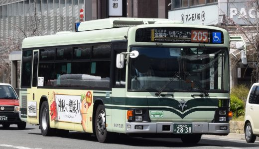 京都200か2838