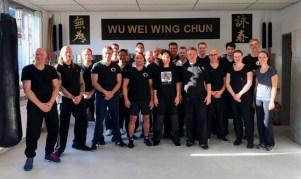 workshop Chi Kung @ WU WEI WING CHUN - Cosima Scheuten