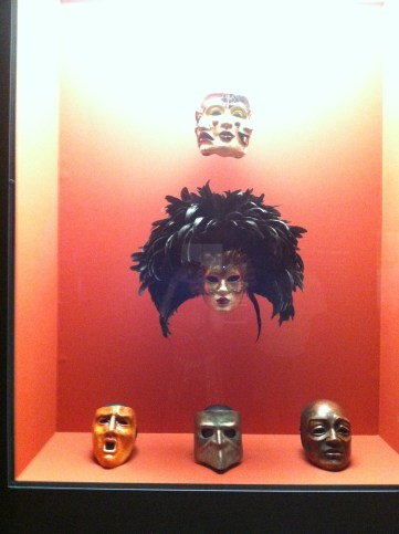 The masks from Eyes Wide Shut