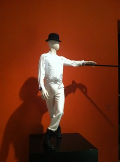 Alex's outfit from A Clockwork Orange