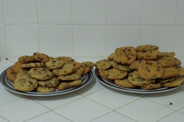 I told you it made a lot of cookies.