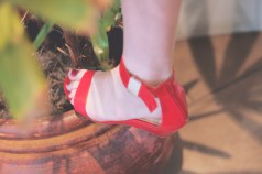 Prabal Garung shoes from Target.