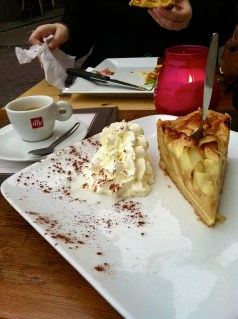 Can't say no to Apple Kuchen