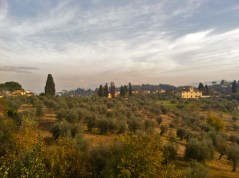 View from the Giardino di Boboli