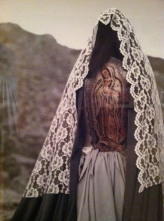La Virgen, Delilah Montoya