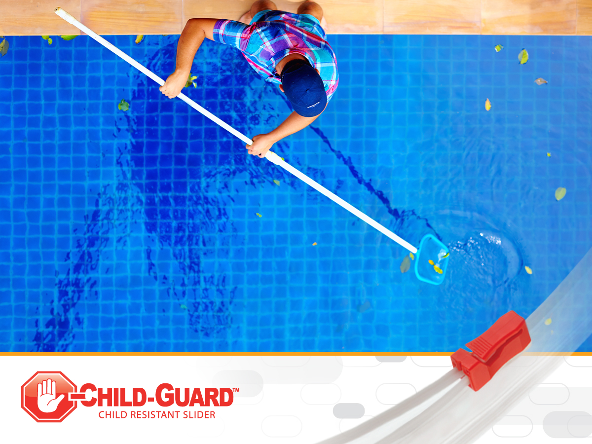 pool closing safety