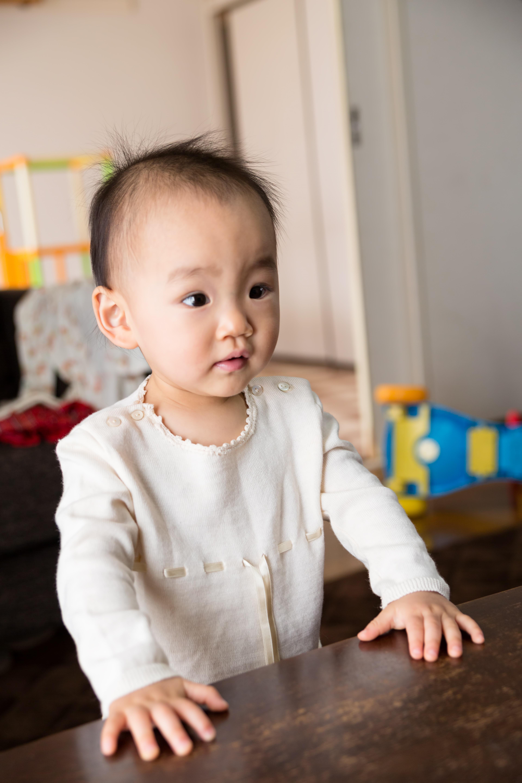 赤ちゃんの髪の毛の切り方を現役ママが詳細に説明してみました!