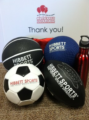 Prize Pack from Hibbet Sports