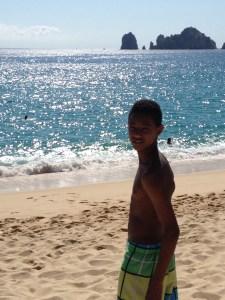 kid beach