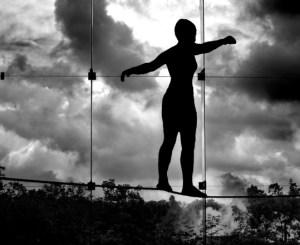 Teen spirituality on a tightrope walk