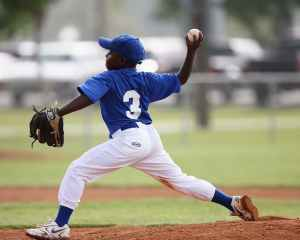 motivator, Little League pitcher