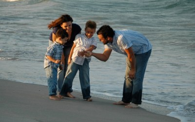 A child's trust builds when we–and God–show up
