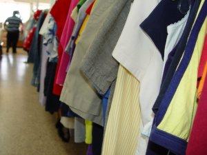 generosity to thrift store