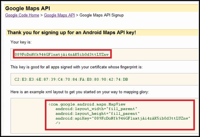 Android Gps Tracker Google Maps Example
