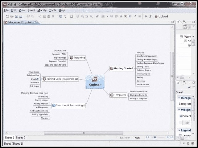 Best Free Mind Mapping Software 2017