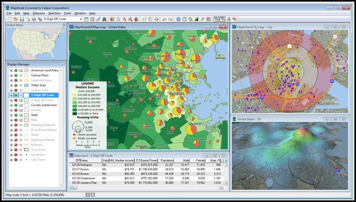 Best Mapping Software