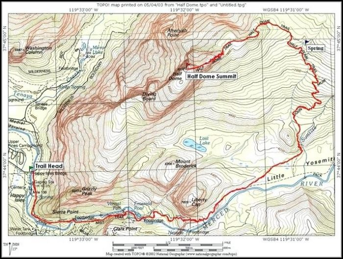 California Topo Maps Download