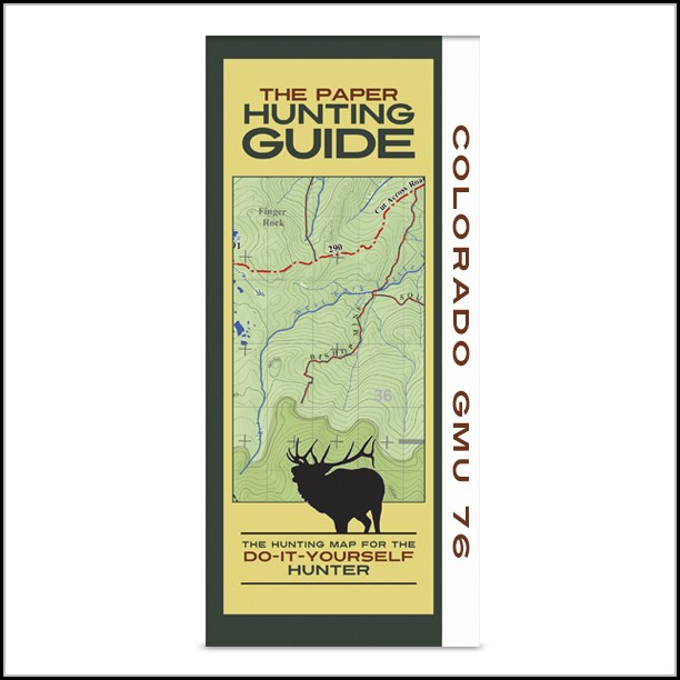 Colorado Topo Maps For Hunting