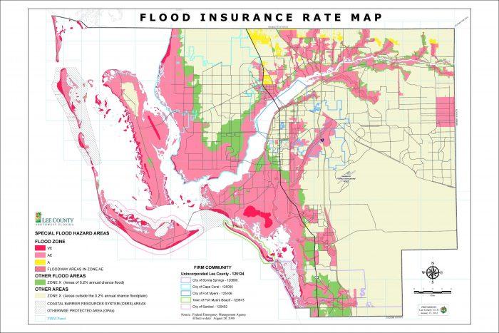 Flood Insurance Rate Maps Florida
