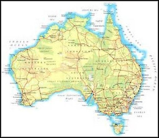 Garmin Astro 320 Map Card Australia