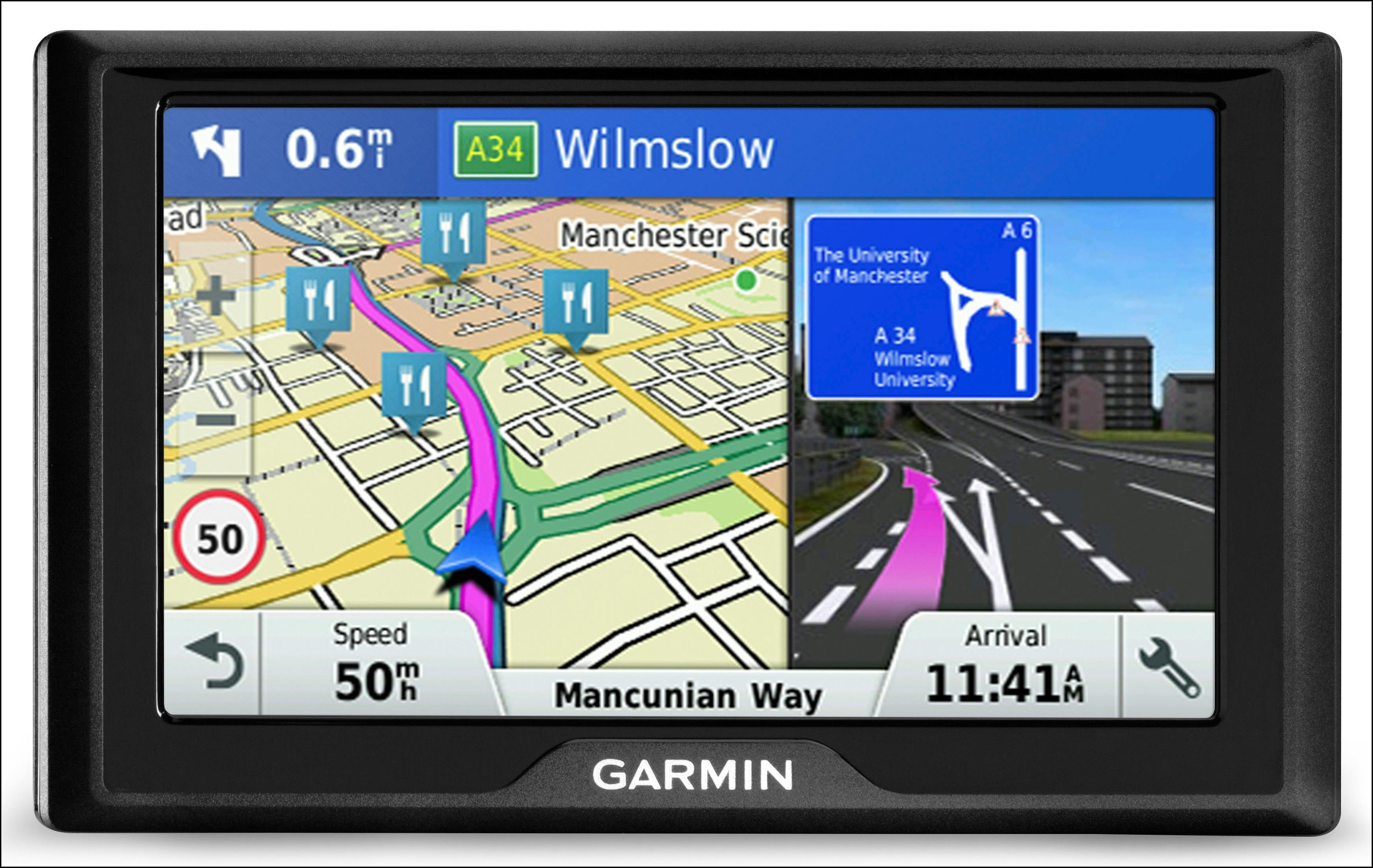Garmin Gps Maps Uk