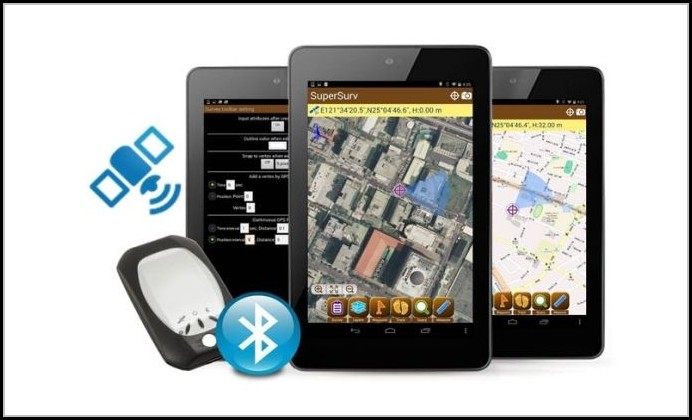 Gis Mapping App