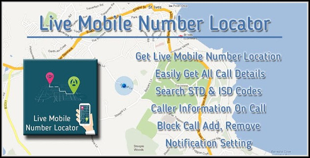 Mobile Number Locator On Google Map