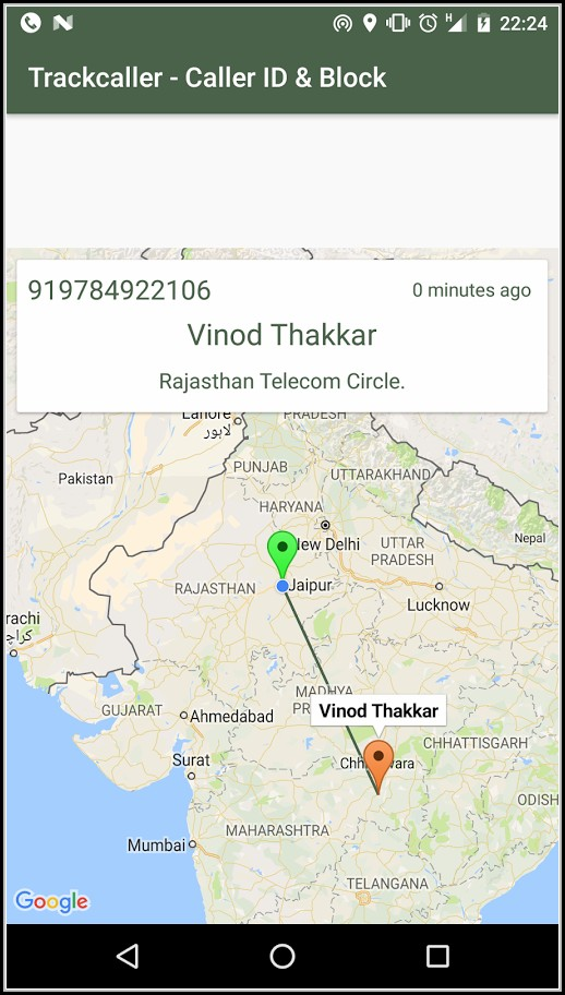 Trace Mobile Number Exact Location On Map In Pakistan