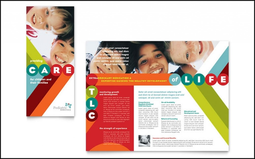 Brochure Templates Free Download For Word