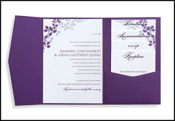 Editable Wedding Invitation Templates Free Download