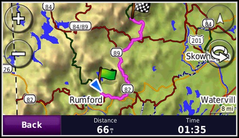 Garmin Trail Maps