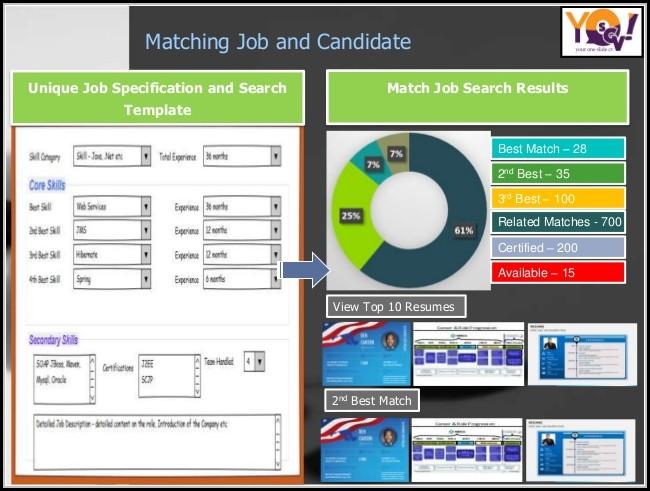 Infographic Resume Builder Online