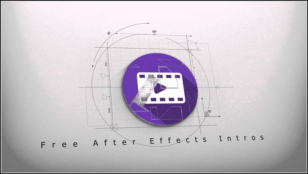 Logo Intro After Effects Template Free Download