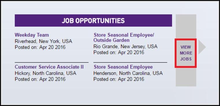 Lowes Careers Jobs