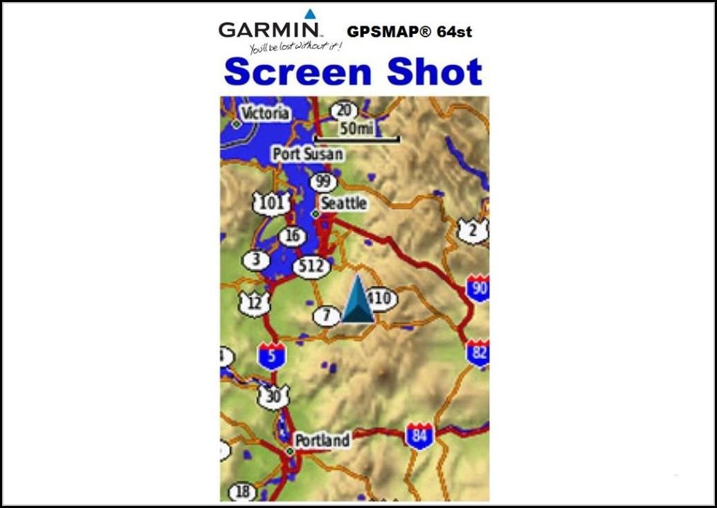 Maps For Garmin Gpsmap 64st