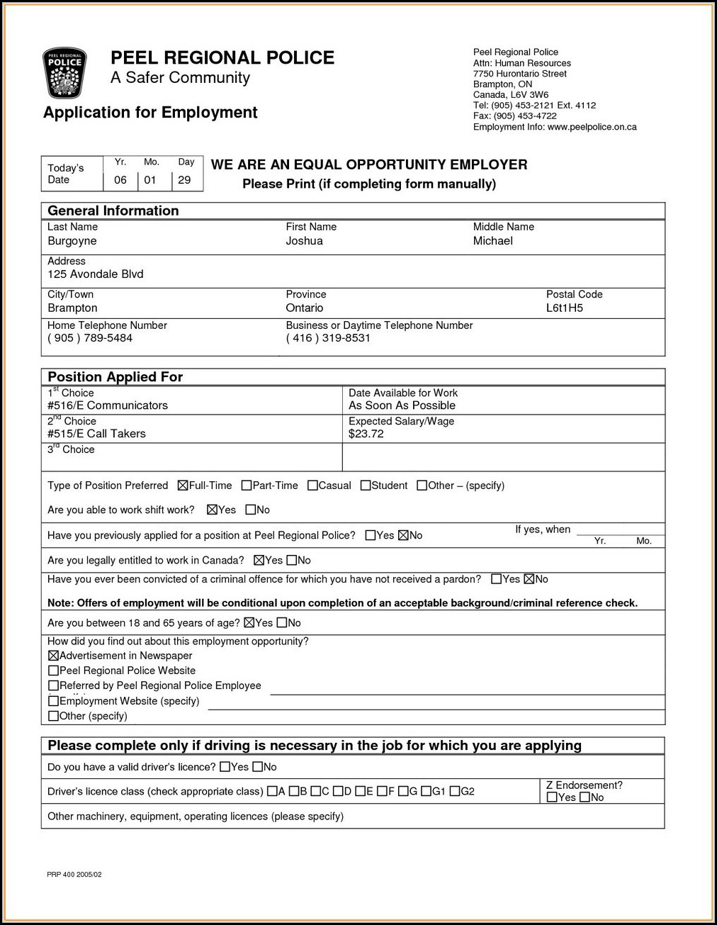 Payless Shoes Job Applications