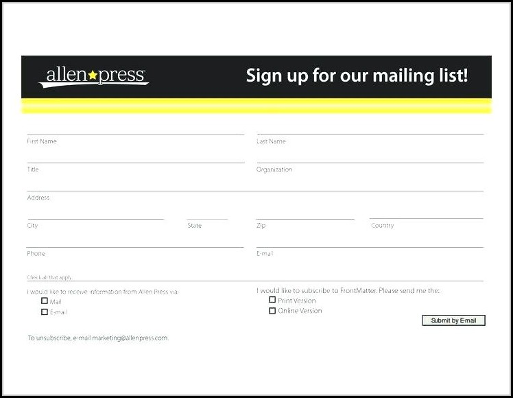 Registration Form Template Free Download In Php