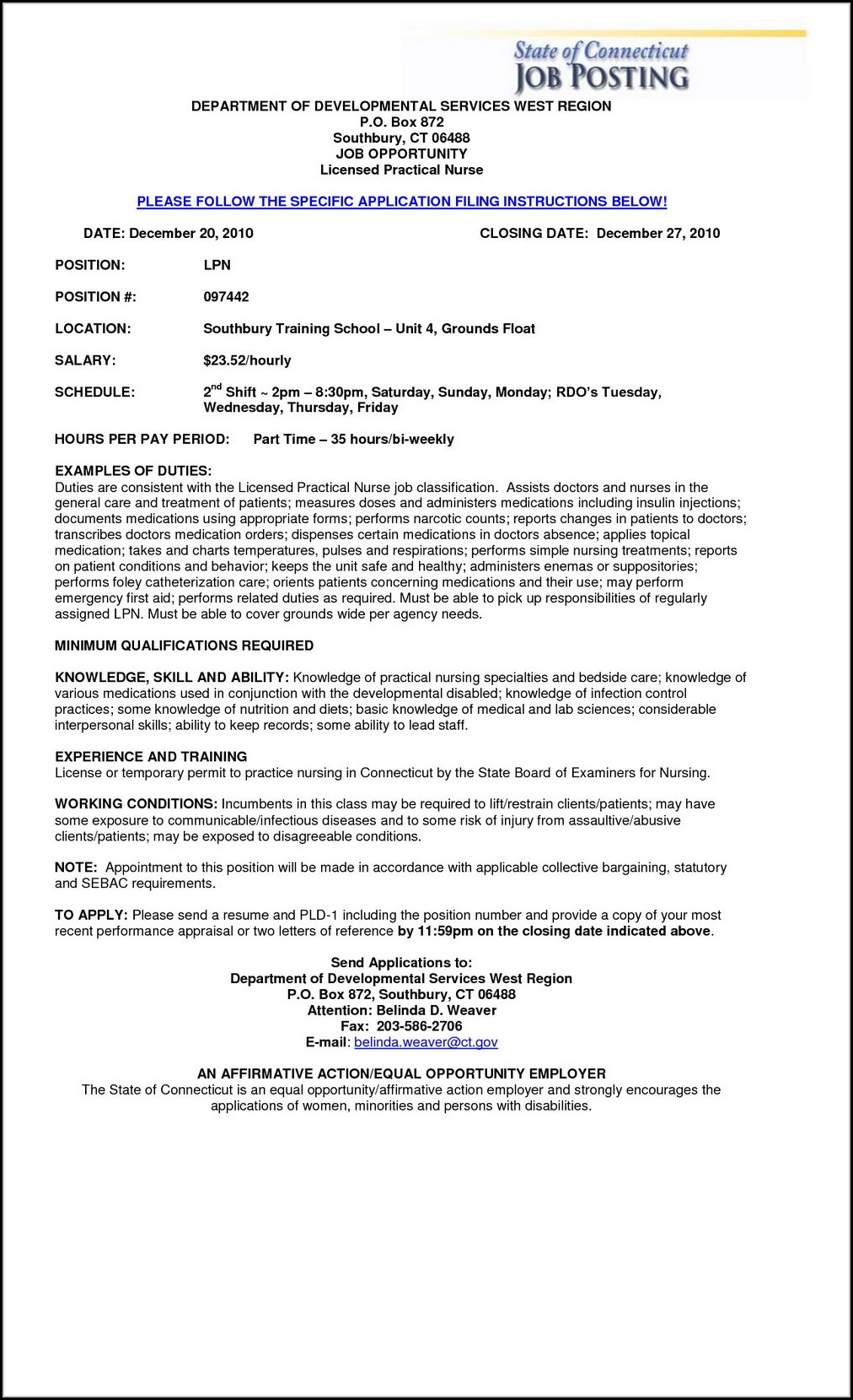 Resume Template For Nurses Australia