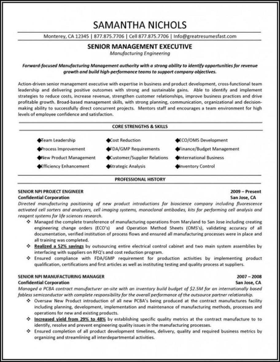 Resume Templates Downloads Free Microsoft Word