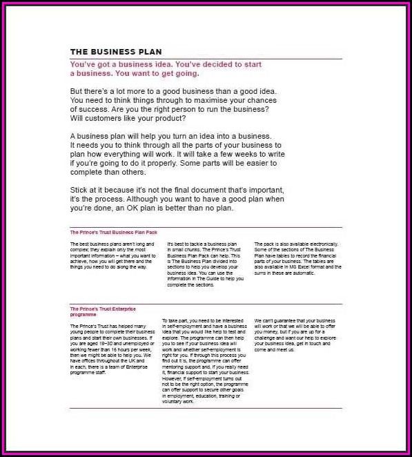 401k Proposal Template