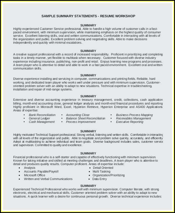 Best Customer Service Executive Resume