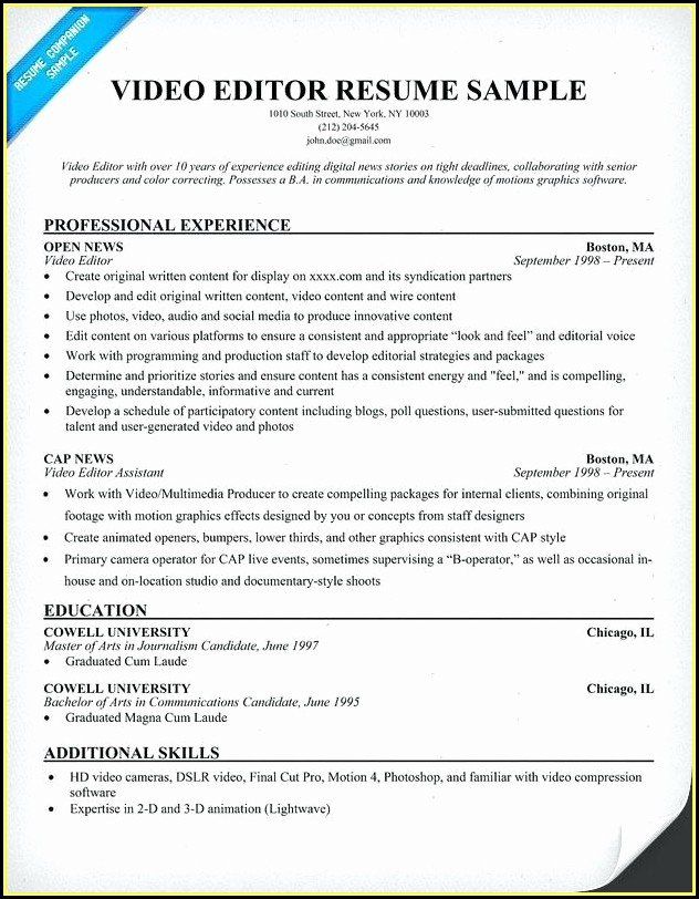 Best Rated Professional Resume Writers