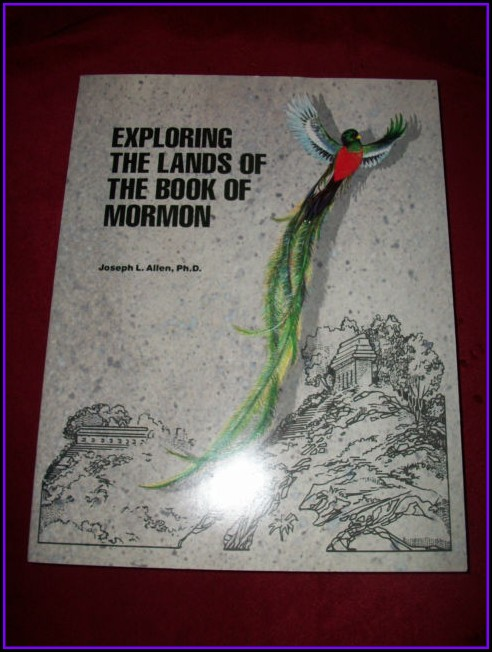 Book Of Mormon Maps Lds