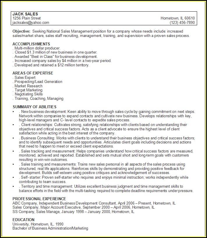 Career Builder Resume Templates