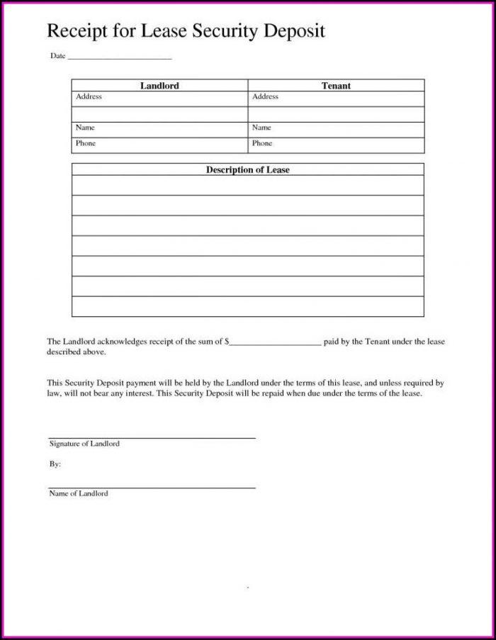 Deposit Invoice Template Uk