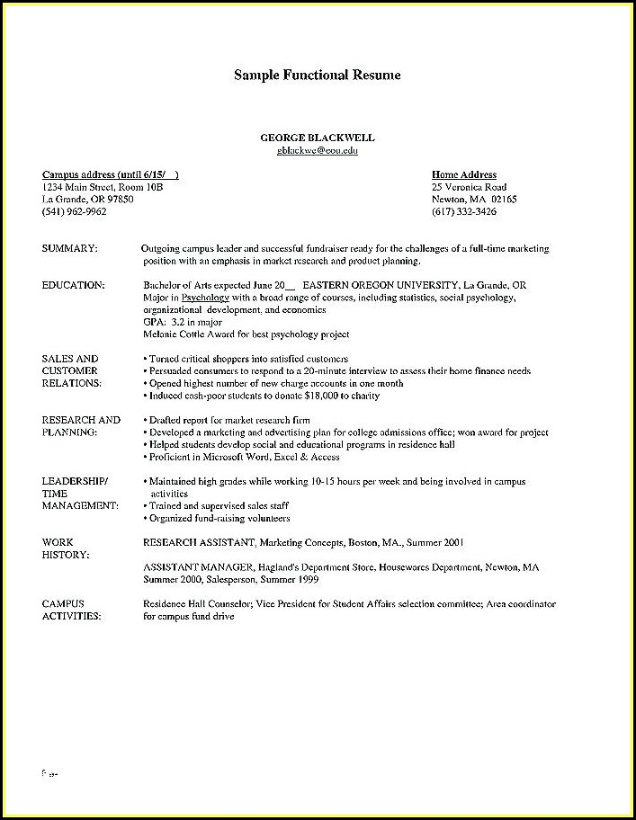 Download Resume And Cover Letter Templates