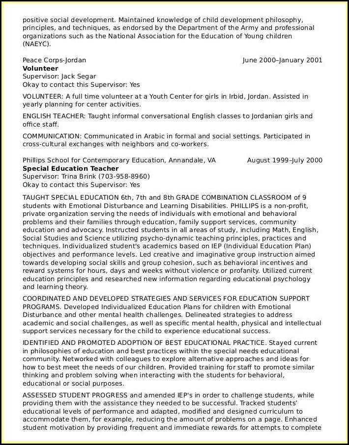 Federal Resume Ksa Writing Service